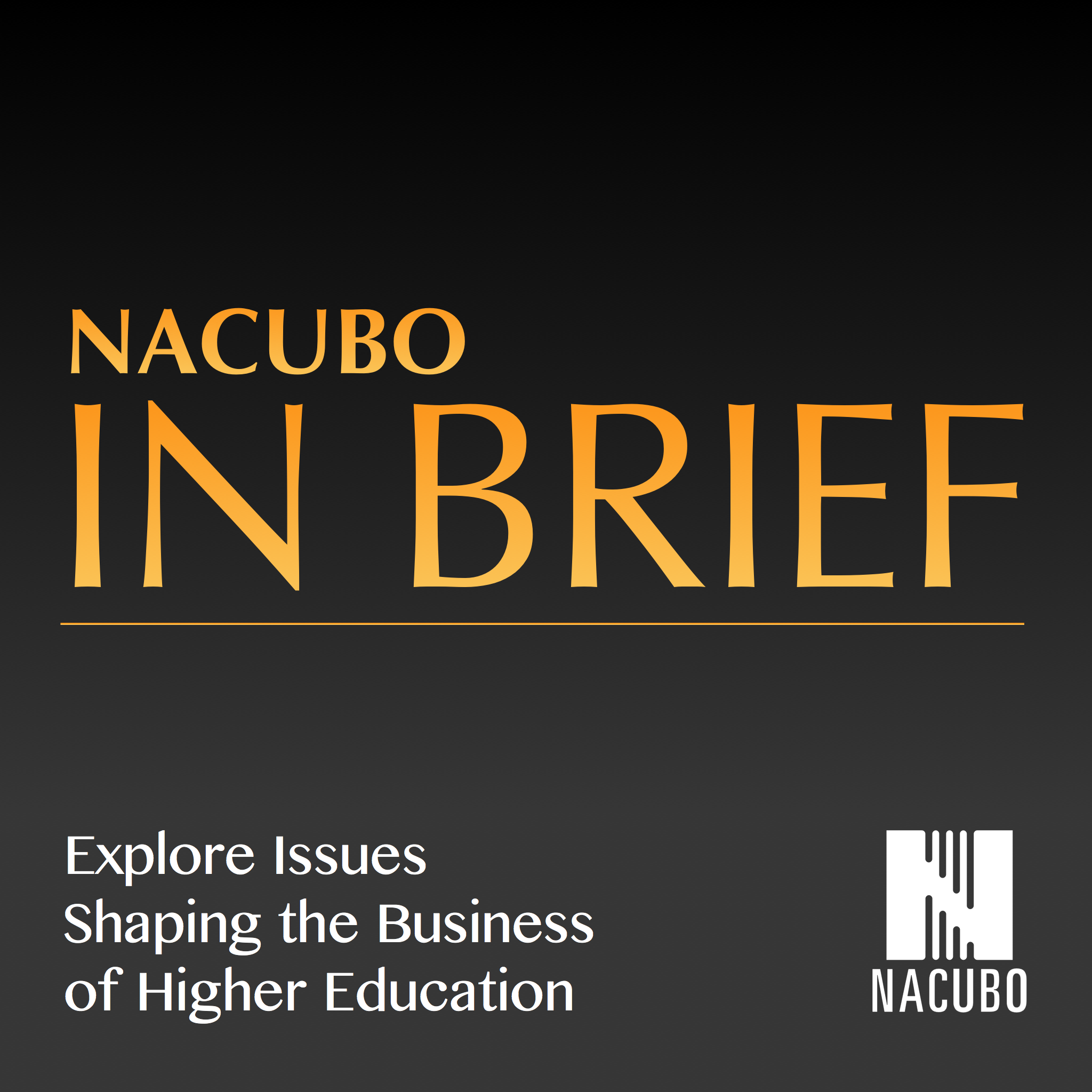 NACUBO in brief logo